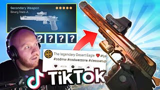 REVIEWING TIKTOK GUNS...DESERT EAGLE!! IS IT GOOD OR BAD?