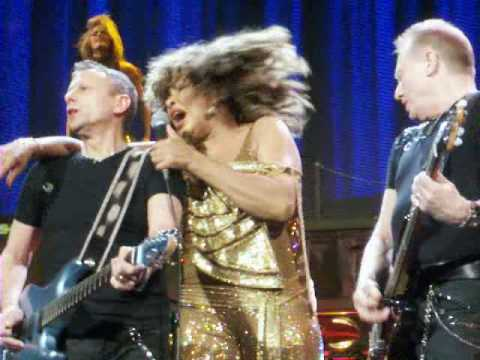 """TINA TURNER - """"Better Be Goood To Me"""" clip - Live ..."""