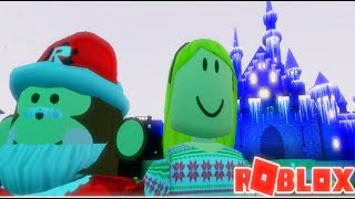 A parade in roblox😱 I Disney Wales I Rebeccas Creations and Mr Monkey