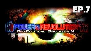 Geopolitical Simulator 4 FR (Power & Révolution) RUSSIE S01 EP.7: La France contre le Mali !
