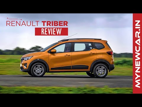 Renault Triber Review | India's 1st Mini-MPV | Price, Features, Interior and Exterior Explained