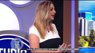 Lisa Williams' Emotional Reading Of Audience Member | Studio 10