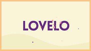 Lovelo Animated Typeface