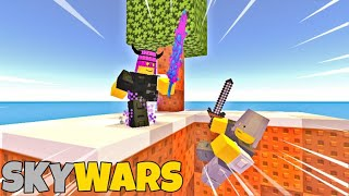 Just Playing Roblox [Offical Roblox Skywars Gameplay]