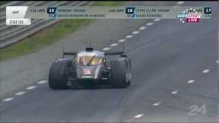 Audi R18 Ultra 2012 Videos