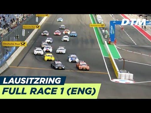 Race 1 (Multicam) - LIVE (English) - DTM Lausitzring 2018