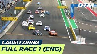 DTM Lausitzring 2018 - Race 1 (Multicam) - RE-LIVE (English)