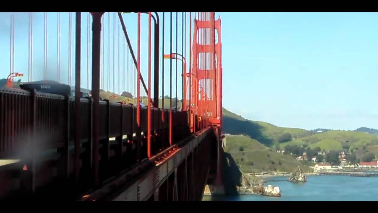 how to walk across the golden gate bridge