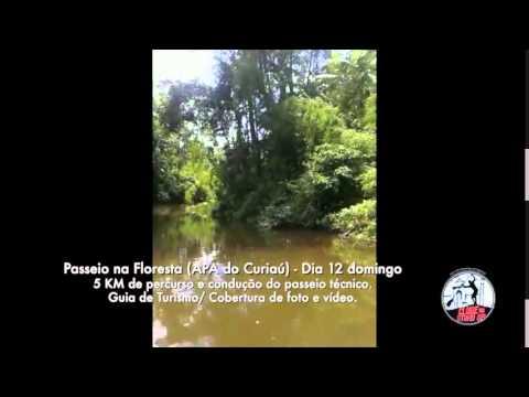 Passeio Balneário do Curiaú -Macapá - Amapá - Brasil