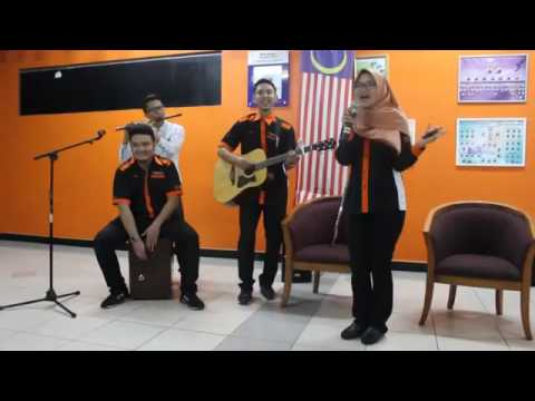 Kecoh Buskers - Lemak Manis by Roslan Madun