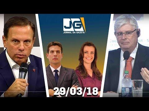 Jornal da Gazeta - 29/03/2018