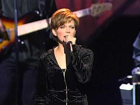 Martina McBride - Happy Girl (Live at Farm Aid 1998)