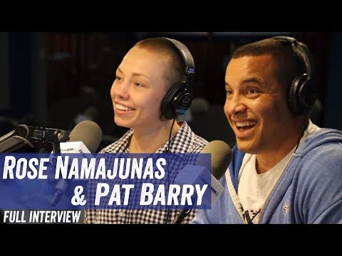 Rose Namajunas & Pat Barry - Conor McGregor Incident, Winning the Championship, Gardening
