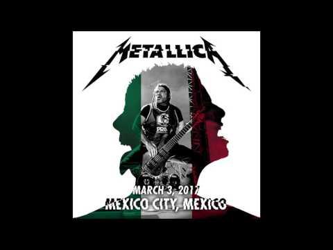 Metallica - Battery - Live Mexico City 03/03/2017