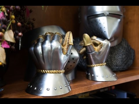 Gauntlets, Protection for the Hands