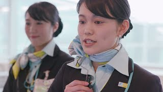 【air do recruting movie 2018】グランドスタッフ篇