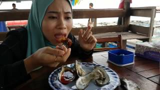 Oyster Challenge