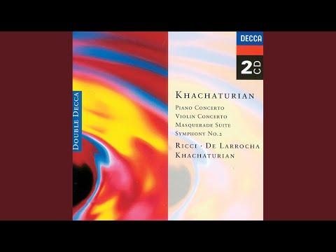 Khachaturian: Masquerade - Ballet Suite - 1. Waltz