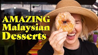 AMAZING Malaysian Desserts