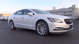 2018 BUICK LACROSSE AWD PREMIUM - WHITE FROST