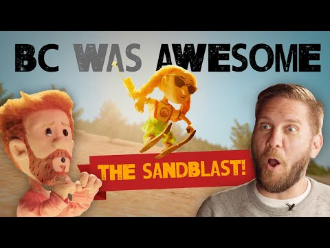 Prince George's Sandblast Was Once An Awesome Annual Tradition - BC WAS AWESOME S3 EP1