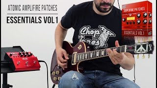 Atomic Amplifire Patches | Essentials vol1 | Playthrough