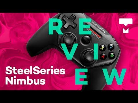 Review Steelseries Nimbus: sua Apple TV agora é video game! - TecMundo