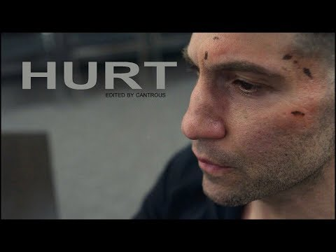 The Punisher (Frank Castle) // Hurt