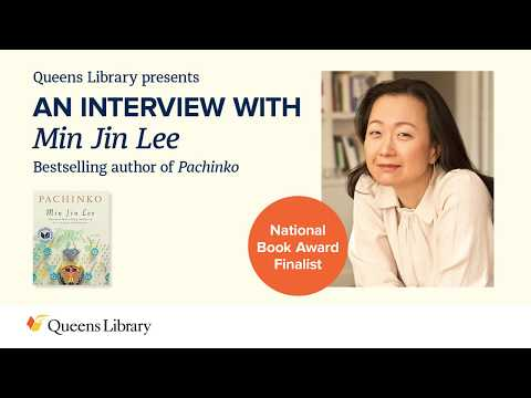 An Interview with Min Jin Lee, Bestselling Author of Pachinko