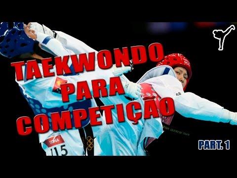 COMO CONTRA-ATACAR!! (AS COUNTER!!!) - TaeKwonDo (Ireno Fargas 1998) COMPLETO