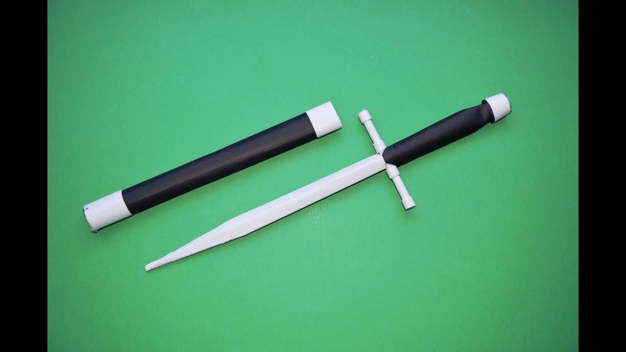 Como hacer un cuchillo de papel estilete armas caseras for Como pulir un cuchillo