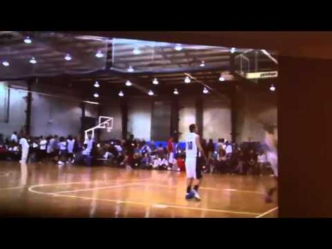 Bradley Miller USA Deaf Basketball Alley-Oop
