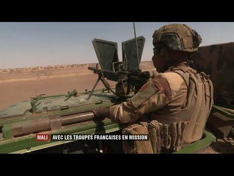Reportage : les soldats français au Mali / French soldiers in Mali - Opération Barkhane