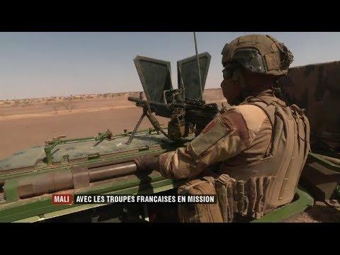 Reportage : les soldats français au Mali / French soldiers in Mali - Opération Barkhane