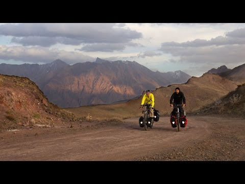 Bicycle Tour Iran (short version)