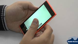 Видеообзор Nokia Lumia 730(Наш сайт: http://mobile-review.com/ Наш твиттер: https://twitter.com/mobilreview Наш ВК: http://vk.com/mobilereviewcom Наш FB: ..., 2014-10-28T21:04:24.000Z)