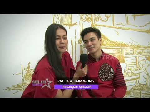 Kurang Biaya, Pernikahan Baim Wong & Paula Ditunda?