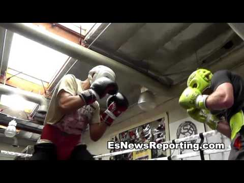 GGG After Sparring Canelo Says He Is A Very Strong Guy! Great Champion - esnews boxing
