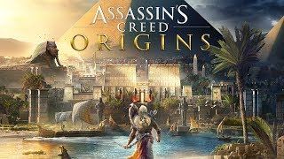 Moonlight on the Nile | Assassin's Creed Origins (Original Game Soundtrack) | Sarah Schachner