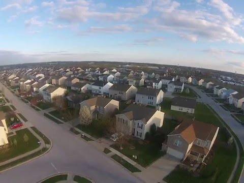 Raw footage 1 (New Whiteland, IN)