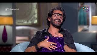 صاحبة السعادة - هتموت من الضحك مع أحمد حلمي وهو بيلعب