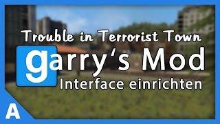 Interface für Trouble in Terrorist Town Server einrichten [Deutsch] [HD]