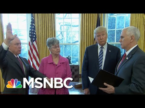 Robert Mueller Eyes President Donald Trump's Pressure On Jeff Sessions | Morning Joe | MSNBC