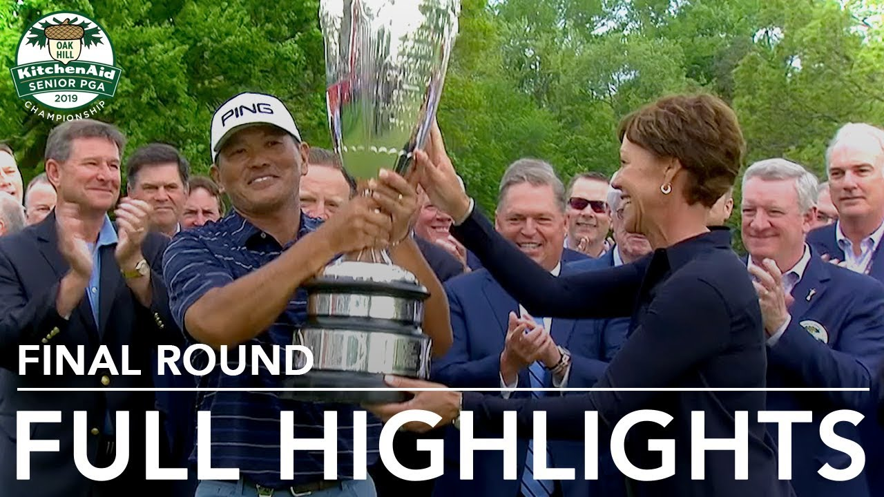 Final Round Highlights - 2019 KitchenAid Senior PGA Championship