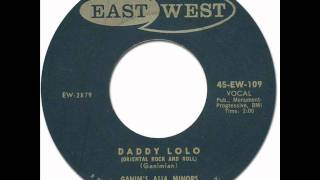 DADDY LOLO (ORIENTAL ROCK AND ROLL) - Ganim