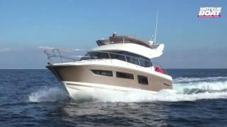 VIDEO PRESTIGE 350 - Essai moteurboat.com