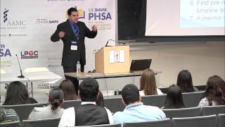 Community College to Medical School - Instructions for Success: Daniel Copeland (2014)