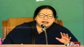 Prachara Medai: Jayalalithaa tells story to criticise Karunanidhi on alcohol ban
