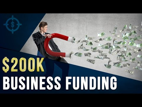 Business Line of Credit - $200K – Free Training