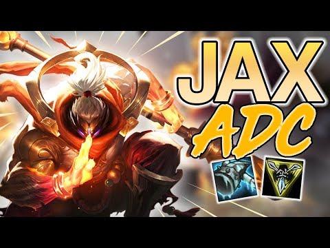 Vidéo d'Alderiate : [FR] ALDERIATE - JAX ADC BOTLANE - 8.14 - CHALLENGER